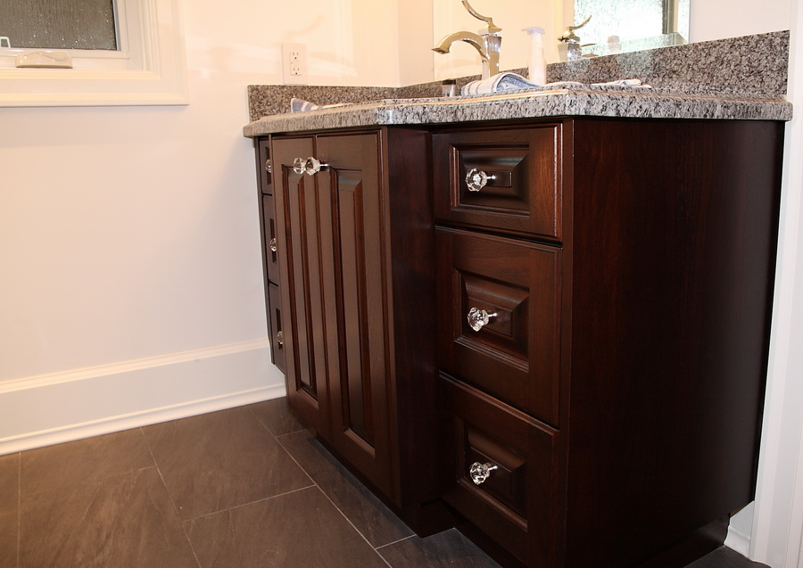 Perfect BSV003E  48quot Bathroom Vanity Vancouver