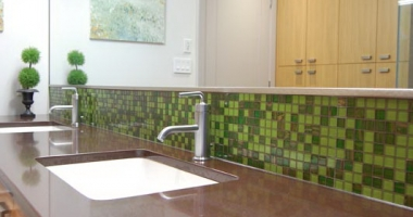 Bathroom Renovation Millwork Services Vancouver